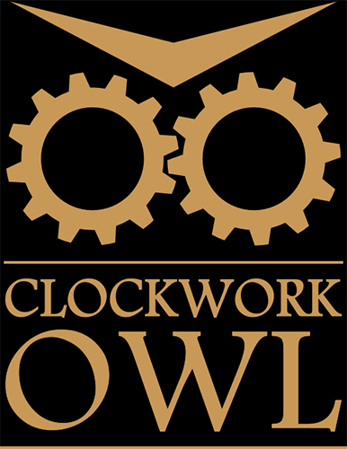 Clockwork Owl Logo